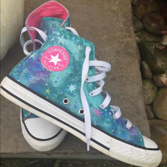all star shoes for girls